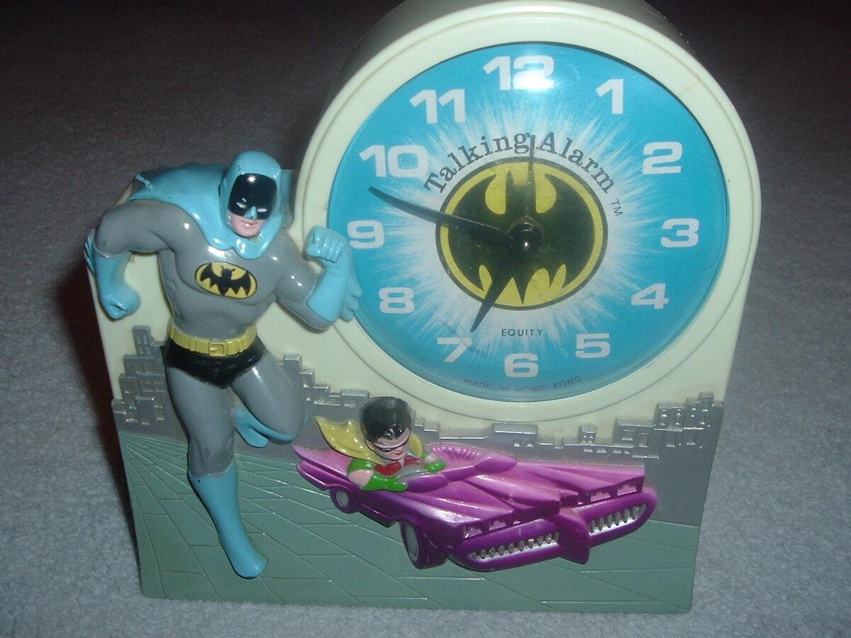 Vintage Toys & Talking Clock Shop