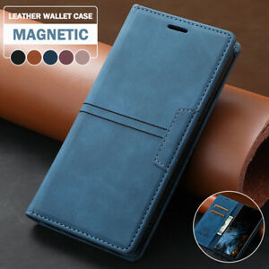 For Xiaomi Redmi Note 10 9 9S Pro 9A Poco X3 NFC Case Leather Wallet Flip Cover