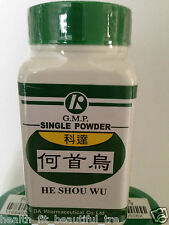 He Shou Wu Polygonum Multiflorum Root Fo-Ti Single Powder Extract (5:1) 100g