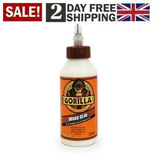 Gorilla Wood Glue Anti Clog Applicator DIY 236 ml