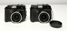Lot of (2) Olympus CAMEDIA C-5060 Wide Zoom 5.1MP Digital Camera - Black