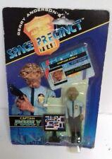 SPACE PRECINCT - Captain Podly Action Figure Vivid Imaginations 1994 Vintage Toy