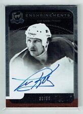 11-12 UD Upper Deck The Cup Enshrinements  Tim Kerr  /50  Auto
