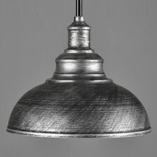 Iron Vintage Ceiling Light Pendant Lamp Shade Industrial Chandelier
