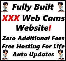 Website For Sale - Adult Webcams - Money Online - Affiliate - Online Business