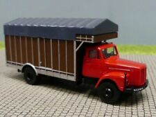 1/87 Brekina Scania L110 Großraumaufbau rot 85129