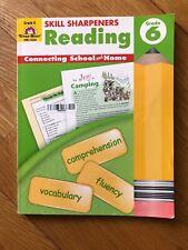 Skill Sharpeners Reading Grade 6+ (Paperback or Softback)