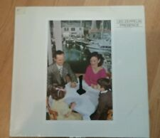 LED ZEPPELIN - PRESENCE - 1976 Vinyl LP - Swan Song Records -Very Good Condition