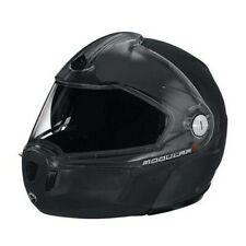 New 2021 Ski-Doo Modular 3 Snowmobile Helmet Black - 447963_90