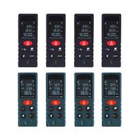Mini Handheld Digital Laser Distance Meter Range Finder Measure Diastimeter New