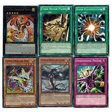 Cyber-Dragon_Deck: Nova-Core-Dre-End-Twin-Repair_Five-Headed ++ 54 Cards Yugioh