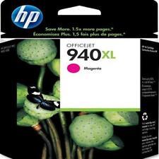 Genuine HP Officejet 940XL High Yield Ink 8000 8500 Hewlett Packard Magenta Red