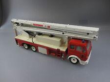 """Siku: MB Feuerwehr """"Wumag Gelenkbühne""""  Kranwagen   (Nr.3 SSK4)"""