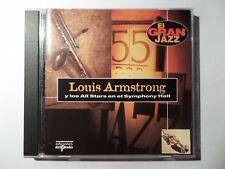 Louis Armstrong y los All Stars en el Symphony Hall - El gran Jazz (CD)