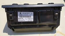 Audi A6 4F 2L Turbo 2007, Air conditioning, AC Climate control box, 4F 910 043