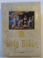 Vintage Holy Bible 1969-1970 Parish Edition Chicago