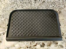 1998-2010 Saab 9-5 95 OEM Center Console Rubber Mat Tray Insert 4747853