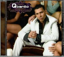 Qbanito  Adivina Quien Llego    BRAND  NEW SEALED  CD