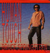 BRUCE SPRINGSTEEN 45 TOURS HOLLANDE HUMAN TOUCH (2)