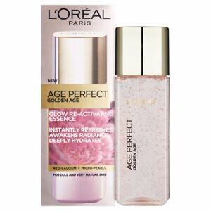 L'oreal Paris Age Perfect Golden Age Glow Re-Activating Essence 125ml Brand New