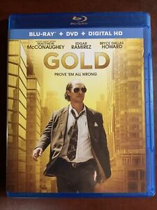 Gold (Blu-ray, 2016)