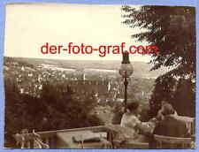 Foto, Ansicht, Hannoversch Münden, vom Ausflugslokal aus, 1920 !