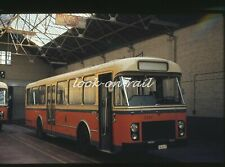 U62 - Dia slide original 35 mm bus autobus touringcar: NMVB, Maaseik, 1979