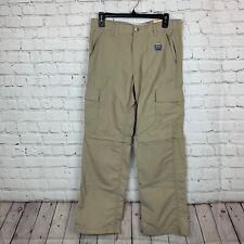 XL 10-12 Silver Ridge III Convertible Pants NWT 18-20 COLUMBIA M