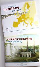 LUXEMBOURG Porte-documents Officiel avec 9 valeurs (FDC) avec housse OFFRE
