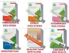 Arbonne Energy Fizz Sticks or Digestion,Skin Elixir,Cherry Lime X30 PICK FLAVOUR
