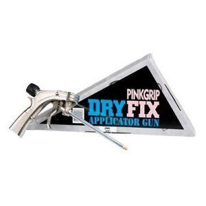 EverBuild Pinkgrip Dryfix Expanding Adhesive Foam Applicator Gun