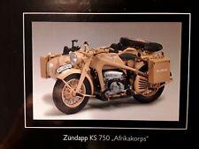 Zündapp Ks 750 Afrika Korps 1:10 Schuco 450661400