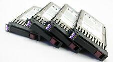 Lot of 10 HP 146GB 2.5 SAS 10K HDD DG146BB976  430165-003 HP 432320-001