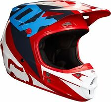 2018 Fox Racing V1 Race Helmet Motocross ATV Dirt Bike Adult 19531