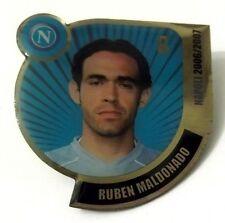 Pin Spilla Calcio Napoli 2006/2007 - Ruben Maldonado