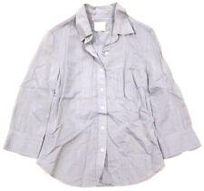 Boy by Band of Outsiders Stripe Oxford Button Down Shirt sz 1 / XS