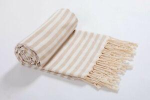 Luxury Beach Towel Turkish Cotton Soft Handmade Turkish Towel Beach Blanket