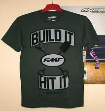 FMF Metal Mulisha Hit It t-shirt thé CROSS NEUF FREESTYLE DH sx Cross M Gris thor