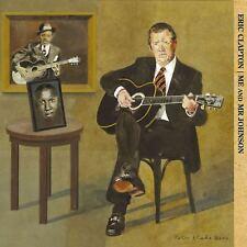 ERIC CLAPTON ME AND MR JOHNSON LP VINYL NEW