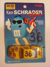 ACTION NASCAR KEN SCHRADER M&M'S #36 CAR