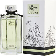 Flora by Gucci, Gracious Tuberose women's EDT Spray 50ml 1.7oz original pack