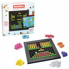 New Bloxels Build Your Own Video Game Starter Kit Mattel Official