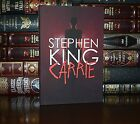 NEW Carrie by Stephen King Horror Collectible Hardcover Deluxe