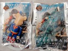 New 2008 Medicom Be@Rbrick Pepsi x Superman Movie Promo Strap Charm Figure Japan