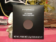MAC Eye Shadow PRO REFILL CHARCOAL BROWN NEW IN BOX authentic from the mac store