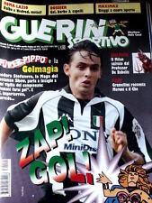 Guerin Sportivo 41 1997 Super Pippo Inzaghi e la magia del Gol Juventus  [GS24]