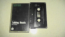talking heads fear of music  cassette   fast dispatch