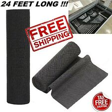 "290"" Tool Box Liner Non Slip Lining Drawer Durable Padded Shelf Foam Rubber Roll"