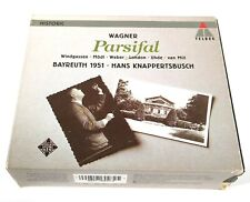 Wagner Parsifal Bayreuth, 1951 4 Disque 1992 Teldec 9031-76047-2 Allemagne D487