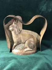 RARE! Very Large Early Sitting Easter Bunny Rabbit Chocolate Mold Mould ~ Sommet